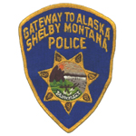 Shelby Police Department, MT