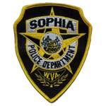 Sophia Police Department, WV