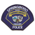 Springboro Police Department, OH
