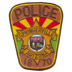 Springerville Police Department, AZ