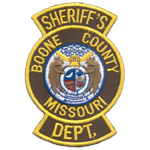 Boone County Sheriff's Department, MO