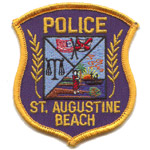 St. Augustine Beach Police Department, FL