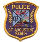 St. Augustine Beach Police Department, FL