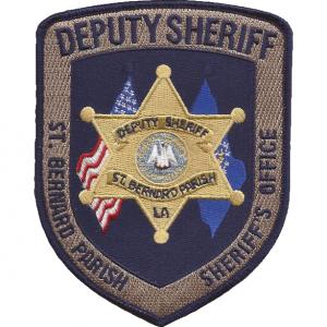 Deputy Sheriff August Esteves, St. Bernard Parish Sheriff ...