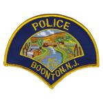 Boonton Police Department, NJ