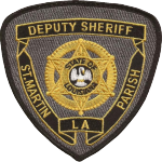 St. Martin Parish Sheriff's Office, LA