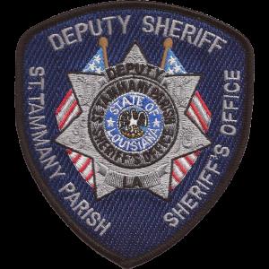 Deputy First Class Hilery A. Mayo, Jr., St. Tammany Parish ...
