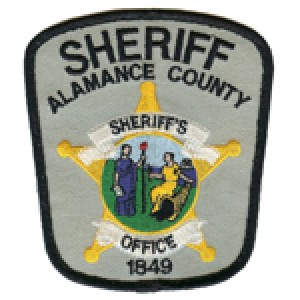 Deputy Sheriff Lawrence George Gowens, Alamance County