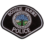 Bosque Farms Police Department, NM