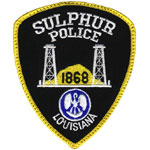 Sulphur Police Department, LA