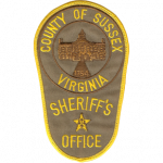 Sussex County Sheriff's Office, VA