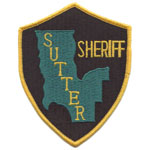 Sutter County Sheriff's Department, CA