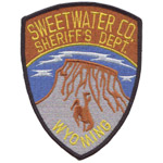 Sweetwater County Sheriff's Department, WY