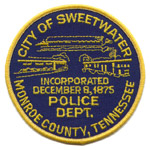 Sweetwater Police Department, TN