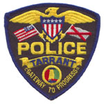 Tarrant City Police Department, AL