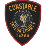 Taylor County Constable's Office, TX