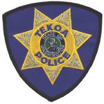 Tekoa Police Department, WA