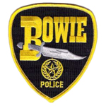 Bowie Police Department, TX
