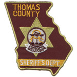 Thomas County Sheriff's Office, GA