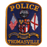 Thomasville Police Department, AL