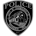 Thomasville Police Department, NC
