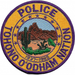 Tohono O'odham Nation Police Department, TR