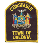 Oneonta Town Constable's Office, NY