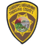 Treasure County Sheriff's Office, MT