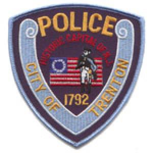 Police CITY OF TRENTON Patch ~ Historic Capital Of NJ New Jersey 1792