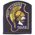 Troy Police Department, AL
