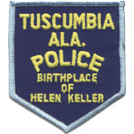 Tuscumbia Police Department, AL