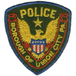 Union City Police Department, PA