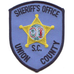 Union County Sheriff's Office, SC