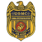 United States Marine Corps Criminal Investigation Division, US