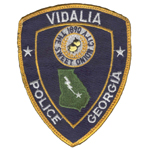 Vidalia Police Department, GA