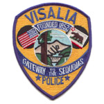 Visalia Police Department, CA