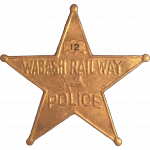 Wabash Railway Police Department, RR