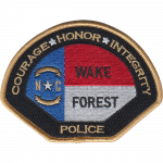 Wake Forest Police Department, NC