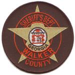 Walker County Sheriff's Office, GA