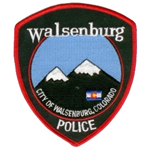 Walsenburg Police Department, CO