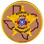 Ward County Sheriff's Office, TX
