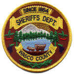 Wasco County Sheriff's Department, OR