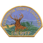 Washington County Sheriff's Office, CO