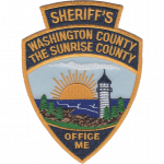 Washington County Sheriff's Office, ME