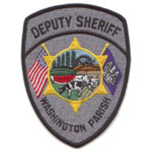 Deputy Sheriff Oneal Moore, Washington Parish Sheriff's