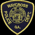 Waycross Police Department, GA