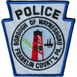 Waynesboro Borough Police Department, PA