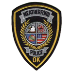 Weatherford Police Department, OK