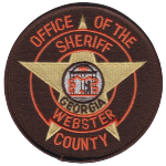 Webster County Sheriff's Office, GA