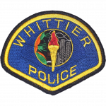 Whittier Police Department, CA